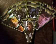 2013 Star Wars Jedi Legacy CIRCLE IS NOW COMPLETE Lot of 9 VADER/SKYWALKER RARE!