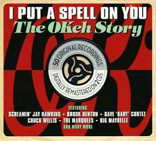 I PUT A SPELL ON YOU - THE OKEH STORY - 50 ORIGINALS (NEW SEALED 2CD)