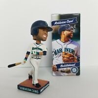 Robinson Cano Bobblehead Seattle Mariners Swinging 2015 w Box