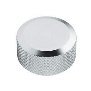 Mr. Gasket 5326 Air Cleaner Nut - 1/4-10 - Clear Anodized Billet Aluminum
