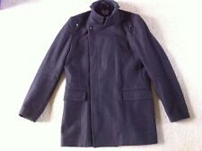 Reiss Men's Wool Button Other Coats & Jackets
