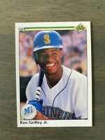 MINT Centered 1990 Upper Deck #156 Ken Griffey Jr. Possible PSA 10? 9+? MT