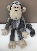 Jellycat Medium Mattie Monkey Comforter Soother Brown Soft Toy Rare Retired