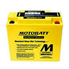 Batería mejorada MB51814 Motobatt BMW K1200GT 2005 - 2009 = Yuasa 51814