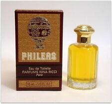 PHILEAS Nina Ricci  men's Eau de toilette 10 ml. 1/3 floz. miniperfume with box