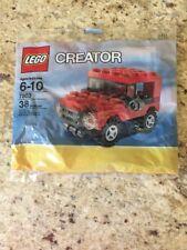 NEW LEGO CREATOR 7803 RED JEEP 38 pcs NIP SEALED