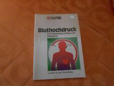 Buch Gesundheit .... Bluthochdruck ..... siehe Fotos