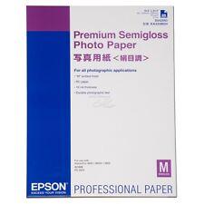 Epson A2 PREMIUM semi-brillante Papel fotográfico 251gsm 25 hojas - c13s042093