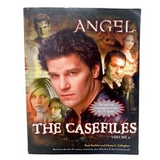 More details for angel - the casefiles volume 2 book by paul ruditis & diana g. gallagher
