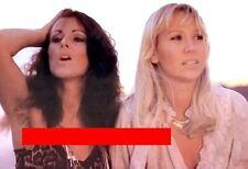 ABBA ! PHOTO RARE COLLECTOR : HAIRY FRIDA , troublante avec AGNETHA FALTSKOG !