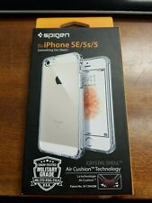 iPhone 5 / 5S / SE Spigen Crystal Shell Clear