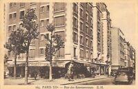 CPA 75 PARIS XVe RUE DES ENTREPRENEURS