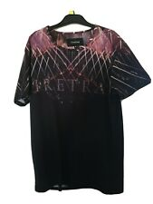 firetrap t shirt medium mens