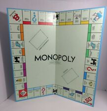 Vintage Monopoly Replacement- Board Only Retro Wall Art Shabby Chic Parker Bros