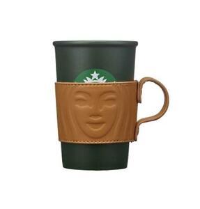 Starbucks Green Siren Sleeve Mug Cup 355ml 12oz Ceramic Core Official Authentic