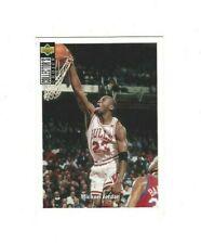 1994-95 UD Collectors Choice MICHAEL JORDAN #240 Chicago Bulls VG