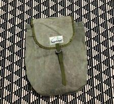 Vintage Karrimor Rucksack Backpack Canvas Day Bag 70s 80s Green
