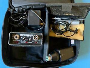 Lectrosonics 185 VHF Wireless Mic Kit with Tram Lavalier Mic