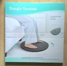 Transfer Turntable, 360° Rotation for Patient Transfer