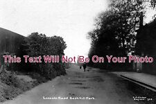 MI 33 -  Lincoln Road, Bush Hill Park, Enfield, Middlesex - 6x4 Photo