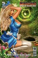 Grimm Fairy Tales: Wonderland Down the Rabbit Hole #1 B Greg Horn - Zenescope NM
