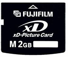2GBFUJI Type M XD-Picture Memory Card for Fujifilm Digital Cameras