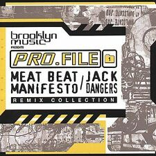 Pro.File Vol 1: Jack Dangers Remix Collection by Meat Beat Manifesto (CD, 2002)