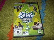 Die SIMS 3 Sims 3 - Luxus Accessoires PC Deutsch mit Handbuch