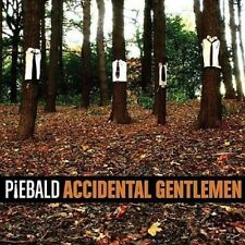 Piebald Accidental Gentleman CD NEW 2007