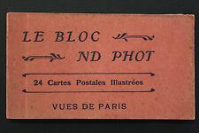 Carte postale animée 14 CPA de PARIS