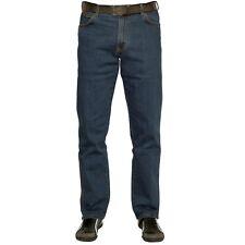 WRANGLER ® TEXAS Stretch DARKSTONE W12133009 Herren Jeans Hosen Pants Denim