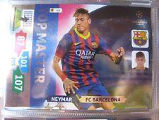 NEYMAR Jr  PANINI Adrenalyn XL UEFA Champions league 2014 Top Master card