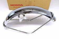 New Genuine Honda Chrome Front Fender CB450K K3-K4 CB750K K0-K2 OEM Notes  #a73
