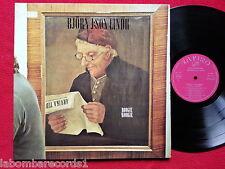 BJÖRN J:SON LINDHN Boogie Woogie LP 1975 ZAFIRO Spanish PROMO Jazz Funk Rock --J