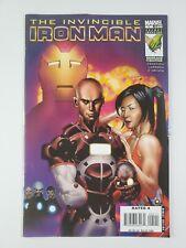 Marvel Comic Book....Invincible Iron Man #5, 2008