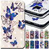 For Huawei Mate 20 Pro Wallet 3D Card Flip Stand Patterned PU Leather Case Cover