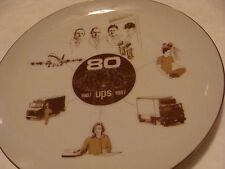 New listing United Parcel Service Ups Plate Founders Day 1987