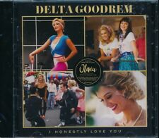I Honestly Love You by Delta Goodrem (CD, May-2018, Sony Music)