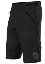 TROY LEE DESIGNS TLD MENS BLACK SKYLINE MTB CYCLING SHORTS SIZE 36