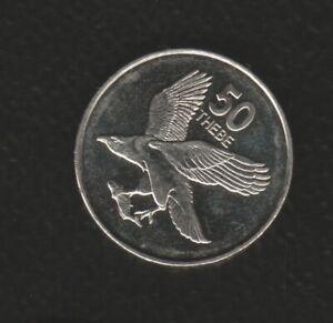 BOSWANA 50 THEBE 1998