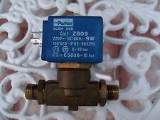 Melag 17 23  Autoklav Sterilisator Wasserzulauf Druckablaß Magnet Ventil Parker