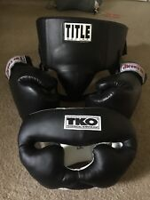 Boxing gear Lot - Only Used Once!