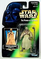 STAR WARS The Power of the Force TUSKEN RAIDER 3.75-Inch Action Figure 1996 NEW