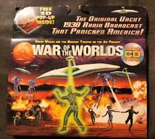 War of the Worlds [Special Package] [Limited] by Orson Welles (CD, Mar-2006, Col