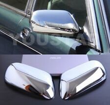 EXPRESS x2 CHROME Door Mirror Covers for JAGUAR XK XKR XK8 96-05 X100 & XJ 96-03
