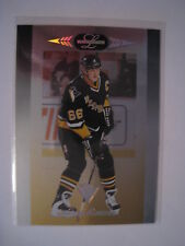 Mario Lemieux 1996-97 Leaf LIMITED base card #85