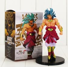 DRAGON BALL Z - FIGURA BROLY - SUPER SAIYAN - 20 CM