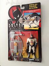 BATMAN THE ANIMATED SERIES ANTI-GLACE FIGURE KENNER DC COMICS EUROPEAN REBIRTH 1