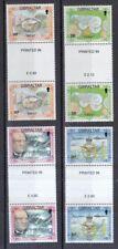 Gibraltar 1993 postfrisch Stegpaare MiNr. 675-678  Jahrestage