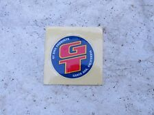 "GT DECAL SANTA ANA bmx 1 1/4"" cruiser RARE sticker SEAT POST HANDLEBAR FREESTYLE"